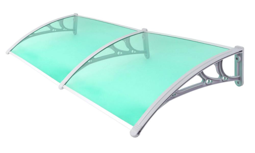 Aluminum Window Plastic : Fixed aluminum frame plastic window awning bracket buy