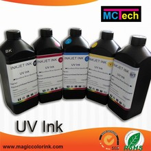 Excellent Printing Performance UV Led Ink Curable by UV lamp for Epson T50 Inkjet Printers