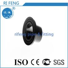Factory direct sale plastic pe pipe line fitting