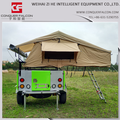 2015 New off road trailer for camping outdoors manufacturers China