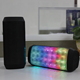 Hot Products Portable LED Light USB Lamp Blue Tooth Alexa Speaker with FM Radio Speaker BT Wireless Loud Speaker
