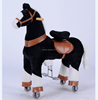 Plush pony ride on cycle toys 2016