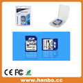 high speed SD Memory Card 2G 4GB 8GB