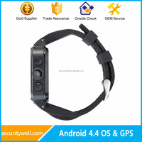 Android 4.4 GPS Smart watch Mobile Phone