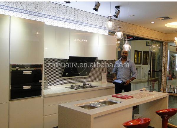 High quality mocha color modern kitchen set design buy for Kitchen design qualifications uk