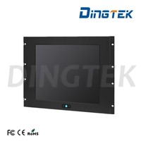 P080S Stock fanless industrial embedded touch screen panel pc