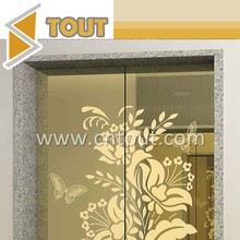Color Decorative Stainless Steel Elevator Metal Sheet Panels