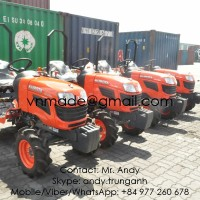 mini tractor for farming