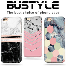 phone case for iphone 6 case marble wood pattern cell phone cover for iphone 6s case