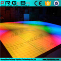 Sturdy 1mx1m disco party Basic Version led digital acylic light up dance floor