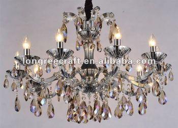 Wedding Decor Chandelier Crystals