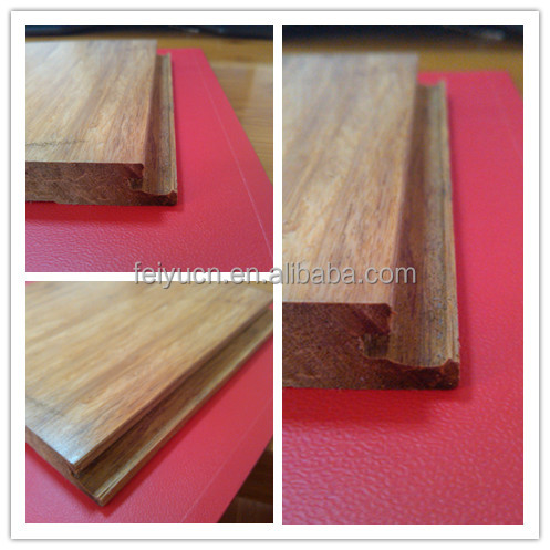Easy to install! Popular Bamboo Floating Floor from China/CE/CHOHO