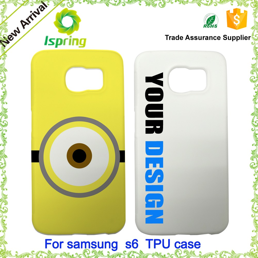 Hot sale custom design cell phone case waterproof plastic phone cover for samsung galaxy