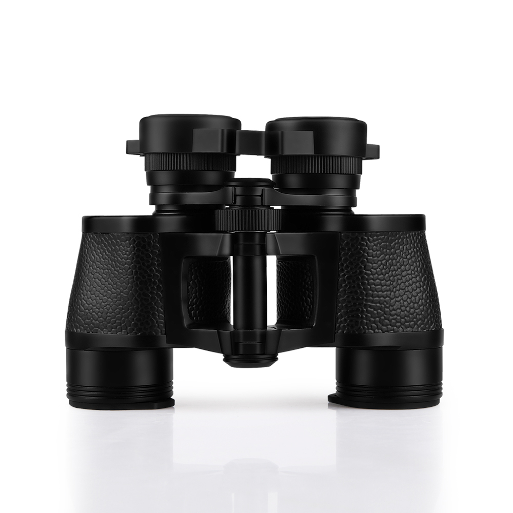 High quality swing-up type 8X Telescope camera lenses binoculars 8X35 for hunting