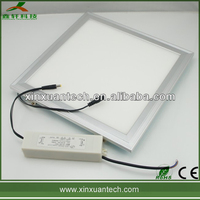 dimmable warm white meeting room led panel light