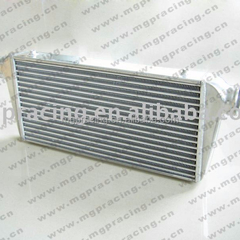 High performance universal car aluminium intercooler (tube and fin type)