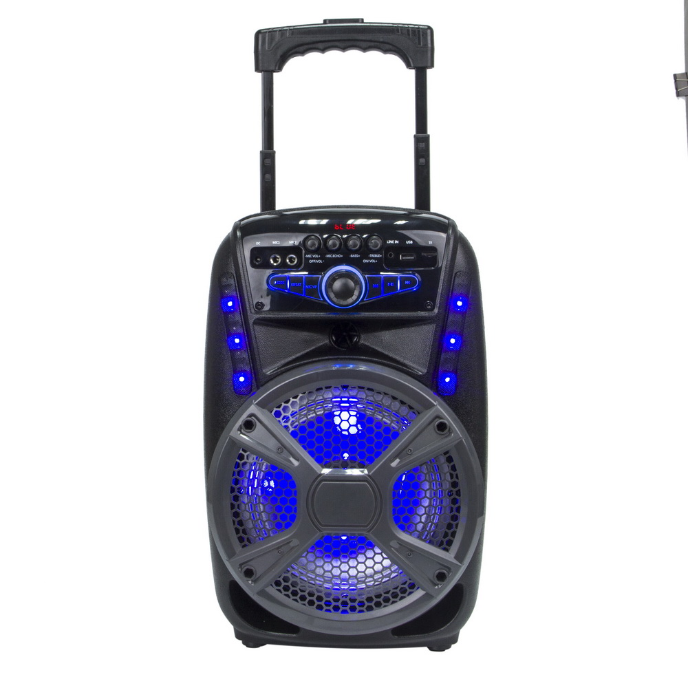 super bass trolley bluetooth speaker V15