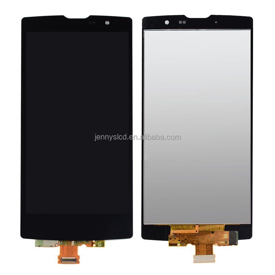 100% gurantee LCD Touch Screen Digitizer Glass Assembly Replacement For LG Magna H502F