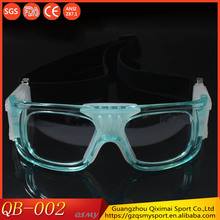 Factory Wholesale Safety Sport Football Goggles Professional Dribble Aid basketball glasses