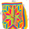 Genuine Wayuu Vibrant Mochila Bag By