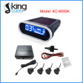 Auto Wireless Solar Parking Sensor with Voice Talking available