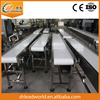 Food Packaging Conveyor Line Small Flat
