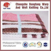 wholesale baby flannel textile fabric
