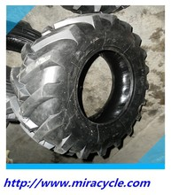 Heavy duty agricultural rubber tractor tire wheelbarrow tyre 5.00-12 for Romania market