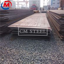 high quality Q235 Q255 Carbon checkered steel plate size