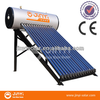 2017 New Type Heat Pipe Pressurized Solar Water Heaters