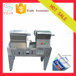 Trade assurance supplier face cream cosmetic plastic tube sealer