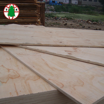 1220x2440mm or Customized Radiata Pine Plywood Sheet