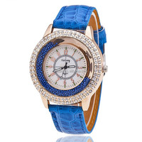 fashion japan movt diamond quartz watch wholesale NS-HH189