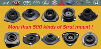 48609-13010 used car parts export front shock absorber strut mount for Toyota