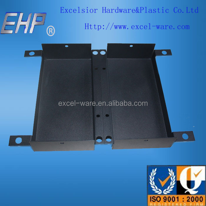 high precision powder coating sheet metal enclosure from China OEM manufacturer