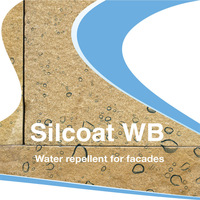 Silcoat WB - Water Based Water Repellant for Stone and Masonary