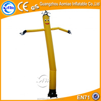 Cheap mini desktop air dancer inflatable sky air dancer dancing man for sale