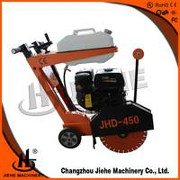 Petrol floor saw for building construction tools and equipment (JHD-450K)