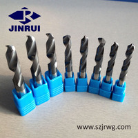 Factory supplied directly 3-12mm tungsten carbide core drill bit for high hardness steel
