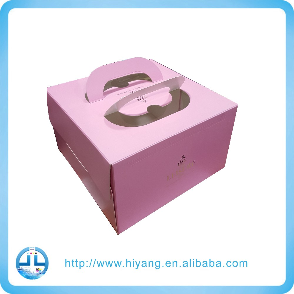 Xx Cake Boxes With Window
