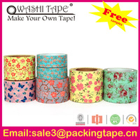 factory cost price pvc insulation tape good quality,handmade writable paper tape with free samples offer