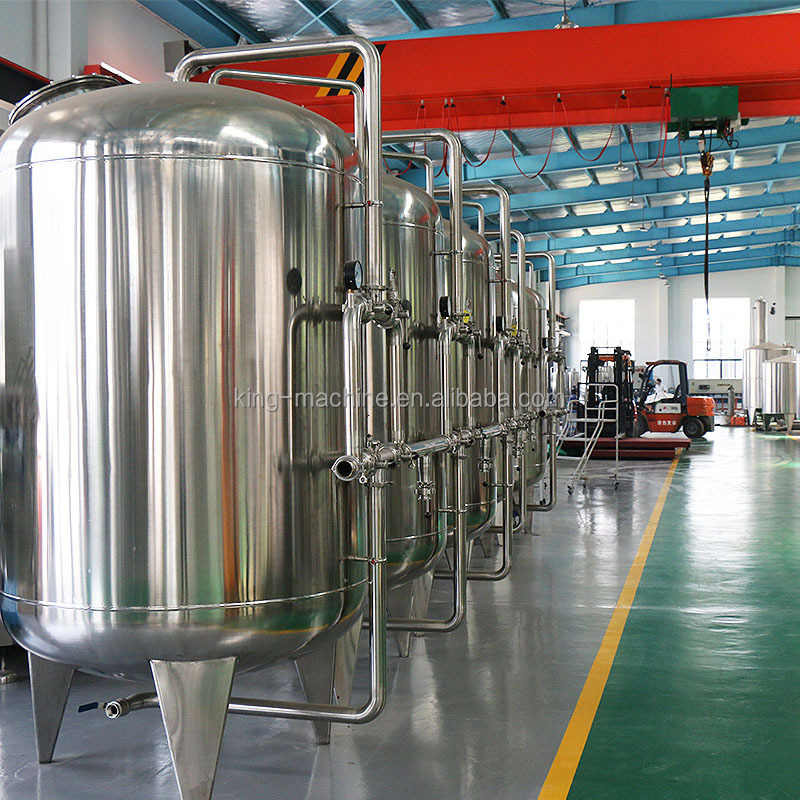 Newest purification system/drinking water treatment plant/industrial distilled water equipment