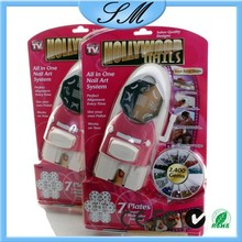 Review All in One Nail Art System, Nail Art kits Hollywood