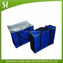 portable cooler bag for frozen food/extra large insulated cooler bag
