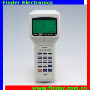 Portable RF dB meter for CATV system/ CATV Level Meter