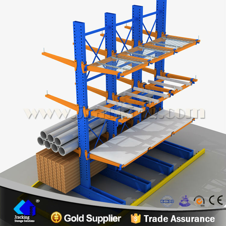 Industrial Storage Pipe Rack System