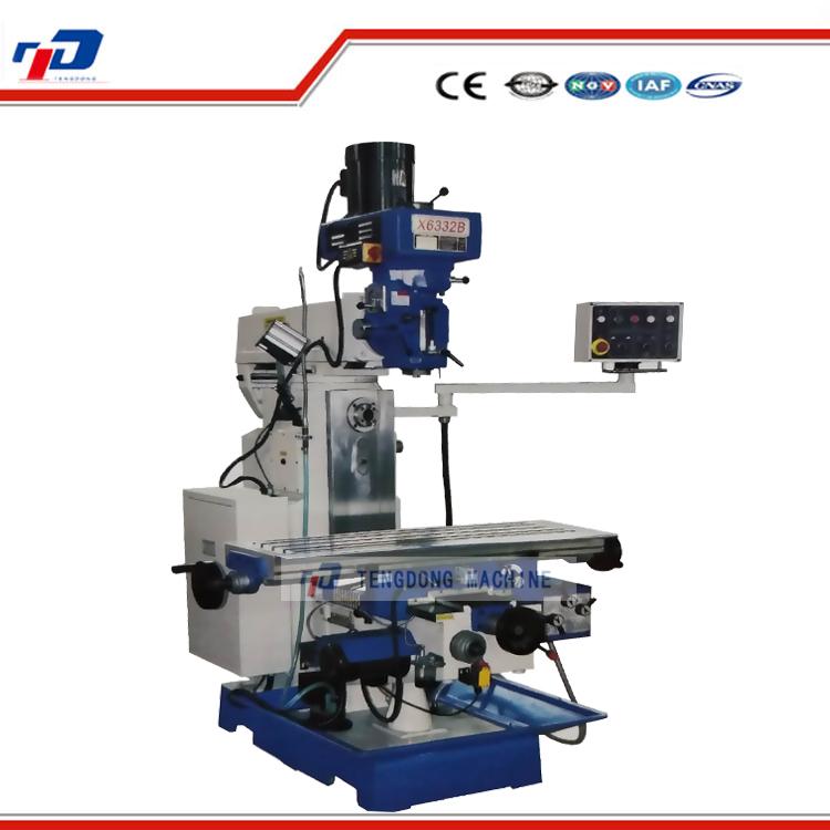 Manual Mill Machine