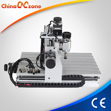 3040Z-DQ 3Axis 3D CNC Stone Carving Machine With Routers At Best Price