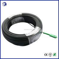 Supply FTTH Fiber Optic Drop Cable