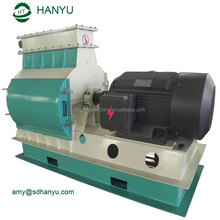Low price good quality CE multifunctional rice husk hammer mill